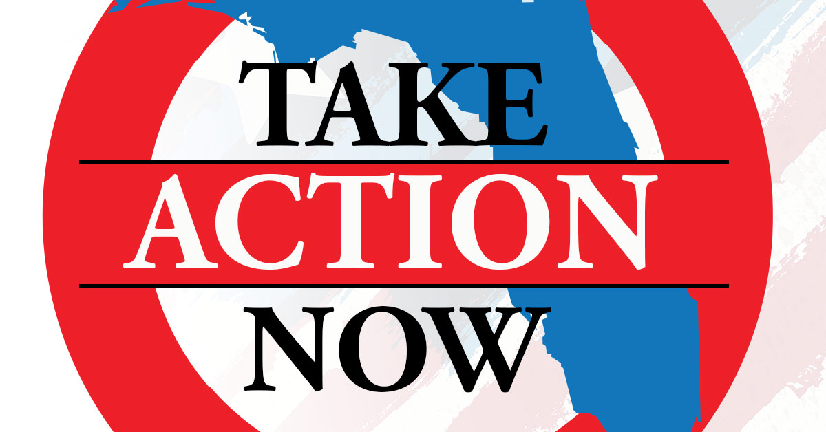 TAKE ACTION! BAN ASSAULT WEAPONS & LARGE CAPACITY MAGS IN FLORIDA