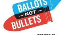 Hot Topics: Ballots Not Bullets, a Gun Safety and Legislative Solutions conversation with veteran journalist Mike Lafferty and LWVF VP and Chair of the Gun Safety Committee Patricia Brigham. We have included link to Facebook Live Video of the event.