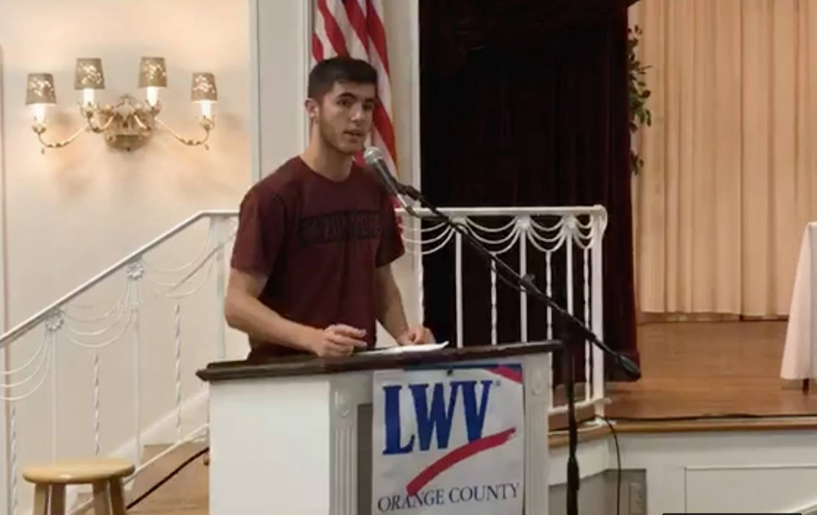 The 2018 Legislature and School Safety.  Don't miss this Hot Topics video, and the impressive  JC Martinez, a junior at Apopka High School who helped organize his school's March 14 walkout