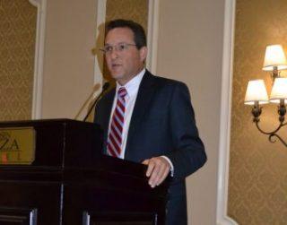 Mark Pafford, Co-chair