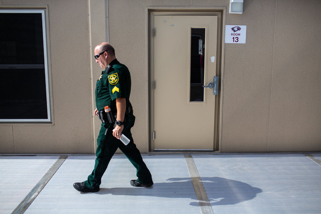 Back-to-School Shopping for Districts: Armed Guards, Cameras and Metal Detectors