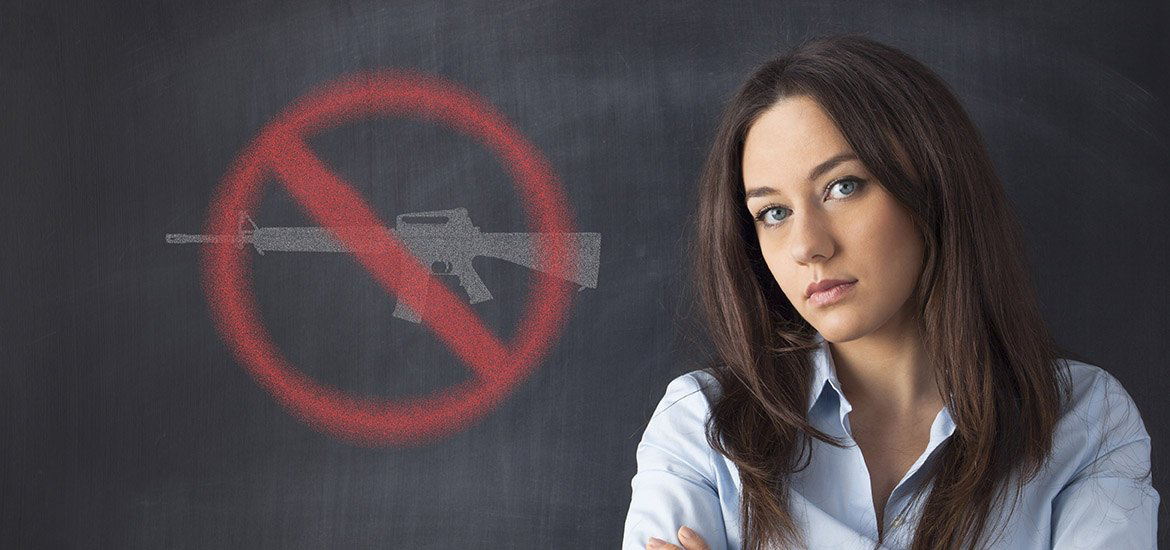 Don't Arm Teachers