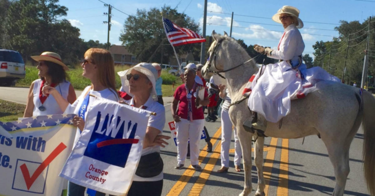 Some Recent Accomplishments of the League of Women Voters of Florida